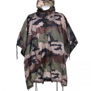 Fostex Camouflage Poncho, ripstop CCE