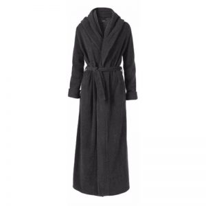Karmameju Mount Everest Robe Grey Onesize