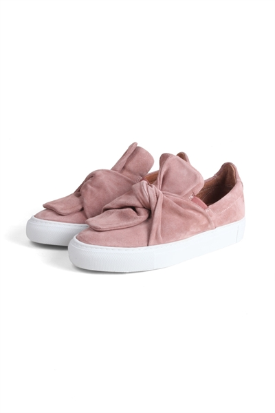 Pavement - Sko - Ava Loop Suede - Rose