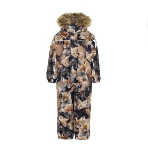 Molo - Polaris Faux Fur Flyverdragt Fox Camo
